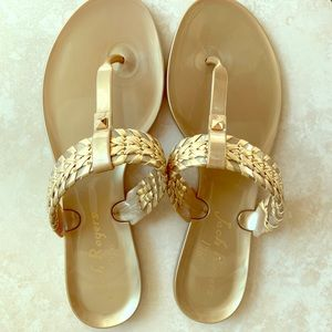 Jack Rogers Tinsley Jelly Thong Sandal